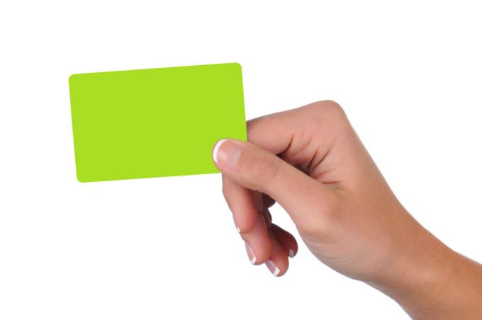 ヨーロピアンユースカード