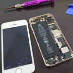 iPhoneのバッテリーが使い物にならなくなったので自分で取り替えてみた。