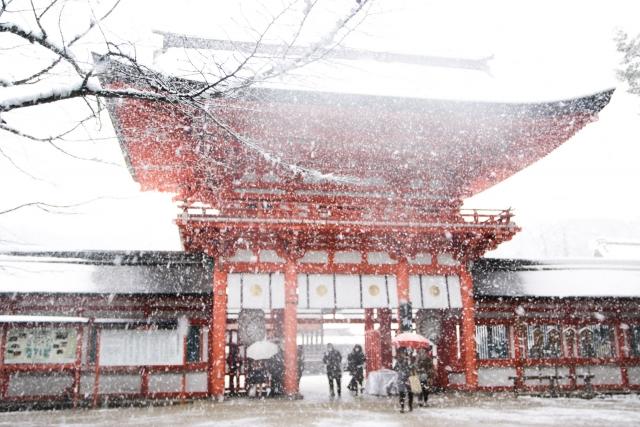 【神社仏閣編】京都のクリスマスにオススメのデートスポットを紹介するよ