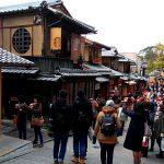 京都の新観光名所?スタバ二寧坂はおしゃれカフェ!混雑してたけどアクセス抜群だった。スタバファンは巡礼すべし!
