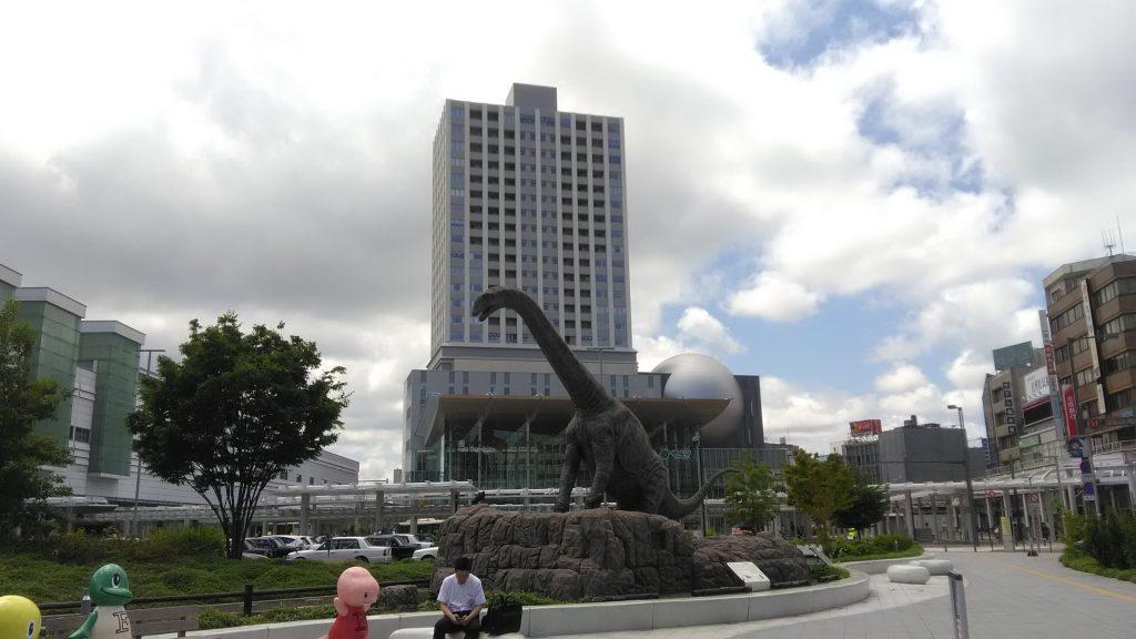 福井恐竜広場