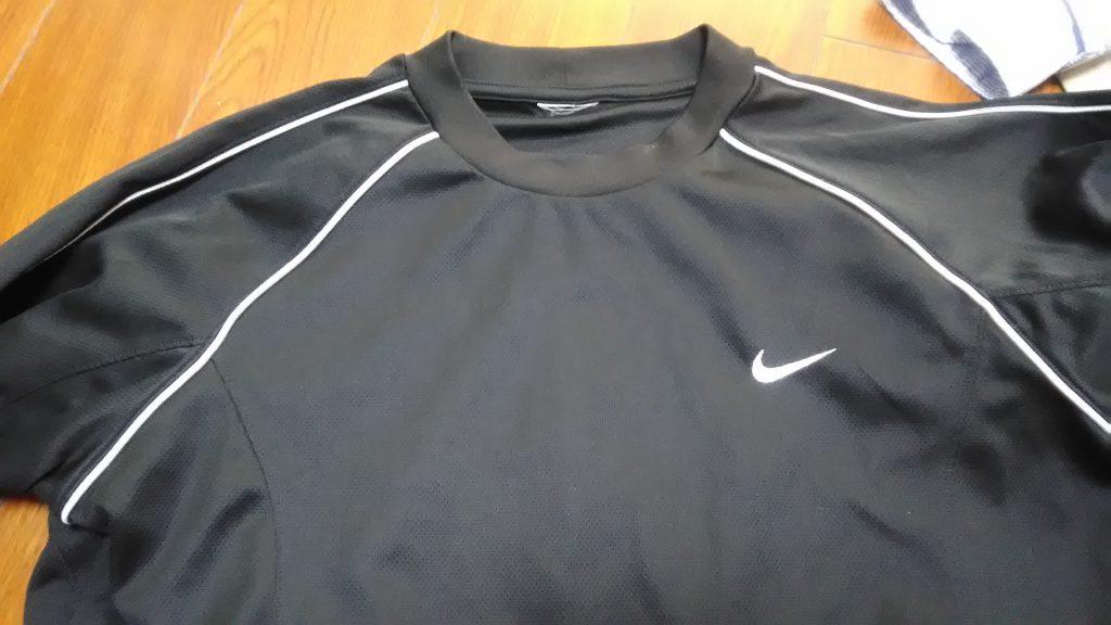 ブックオフナイキスポーツシャツ