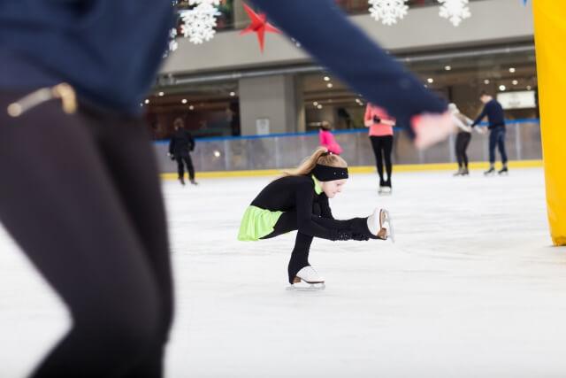 フィギュアスケートバイト